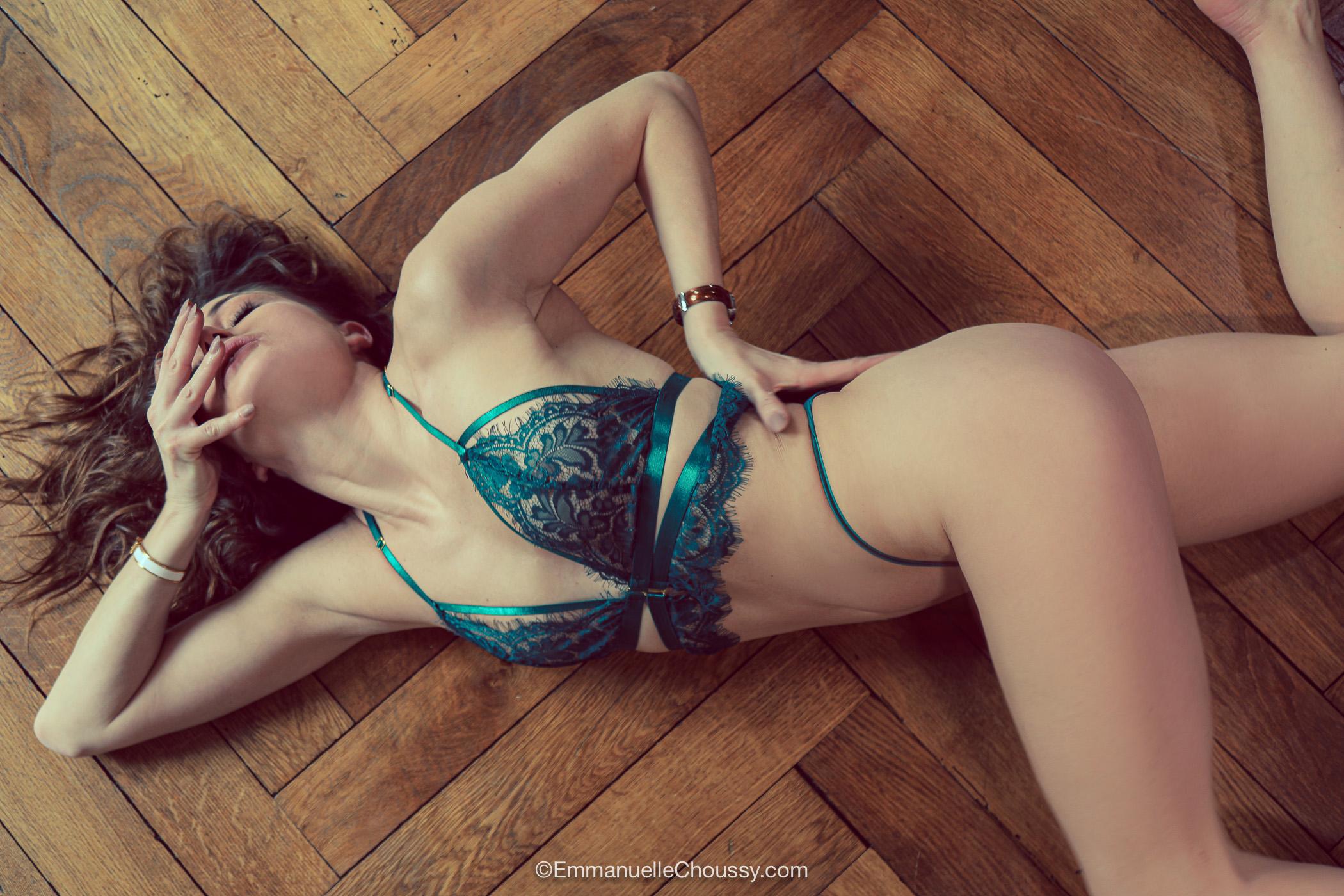 Joana by Emmanuelle Choussy
